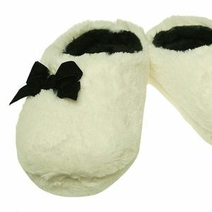 INC International Concepts Women's Plush Slippers